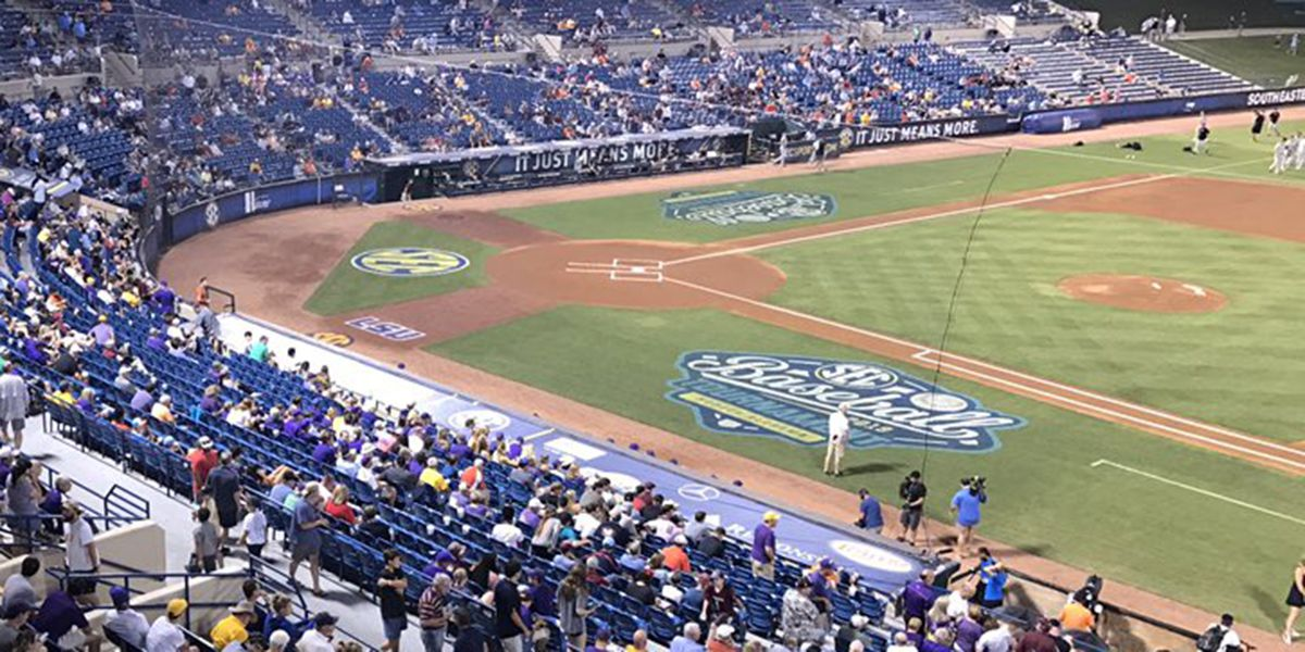 PREVIEW: LSU vs Mississippi State, the rematch - SEC Tournament