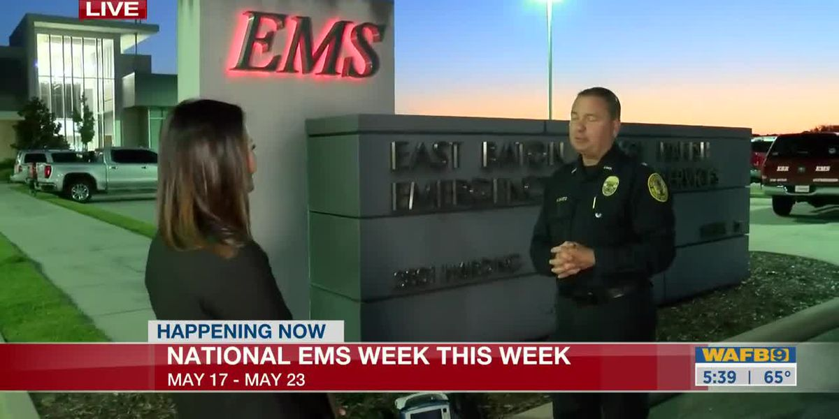 NAEMT recognizes 46th annual National EMS Week - 5:30 a.m.