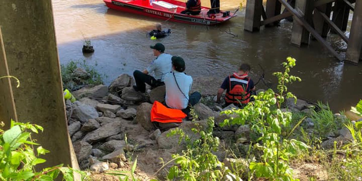 Search suspended for the night after teen believed to have drowned in Amite River