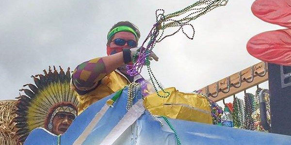 Mardi Gras parades roll in Houma
