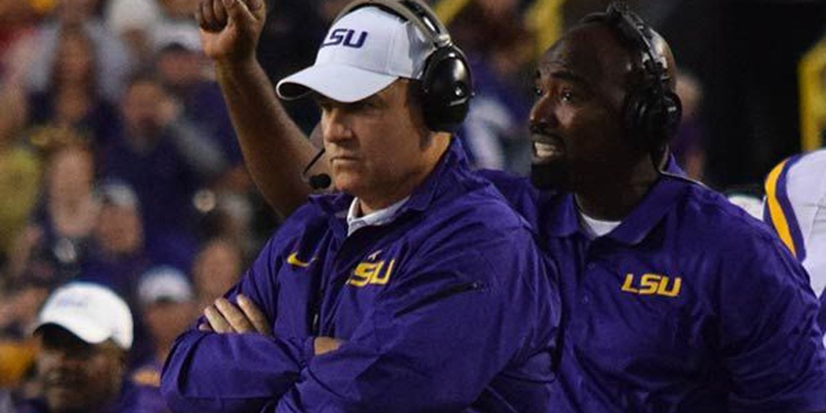LSU checks in at No. 10 in preseason football poll