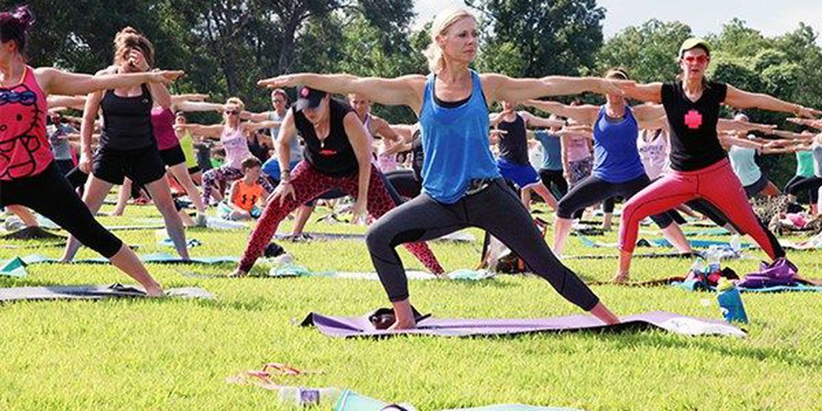 New location announced for Yoga on the Lawn event to raise money for cancer patient care