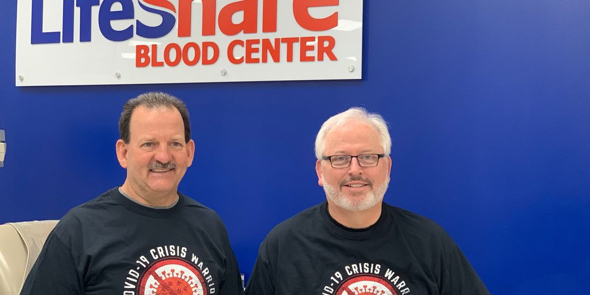 COVID-19 survivors, including CPSO deputy, donate plasma in effort to save lives