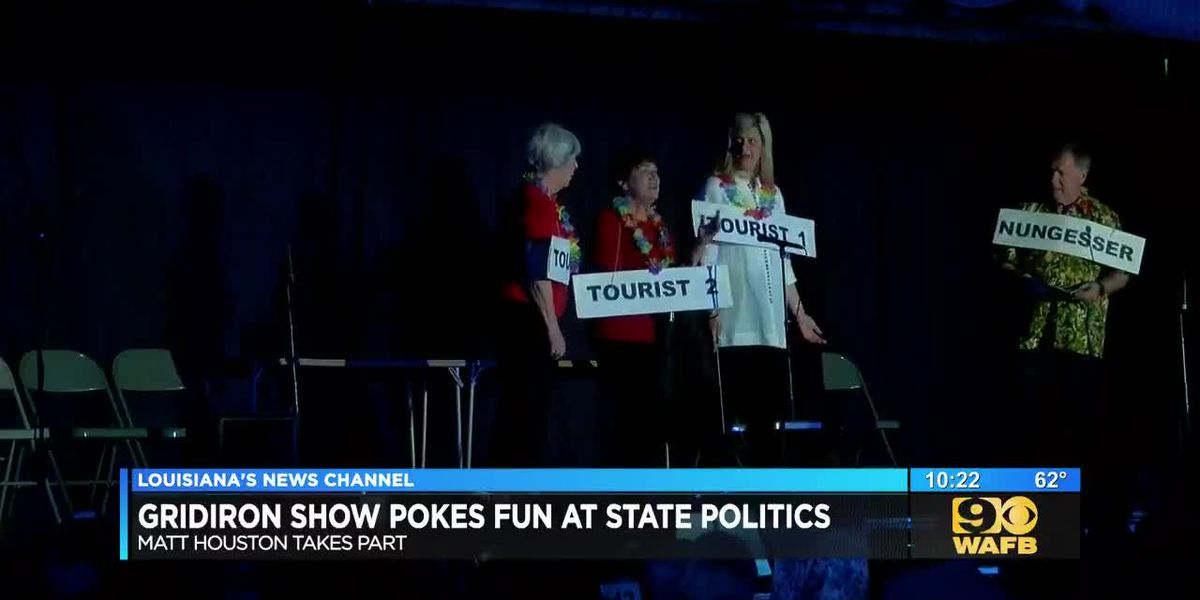 Jokes fly among lawmakers during 68th Annual Gridiron Show