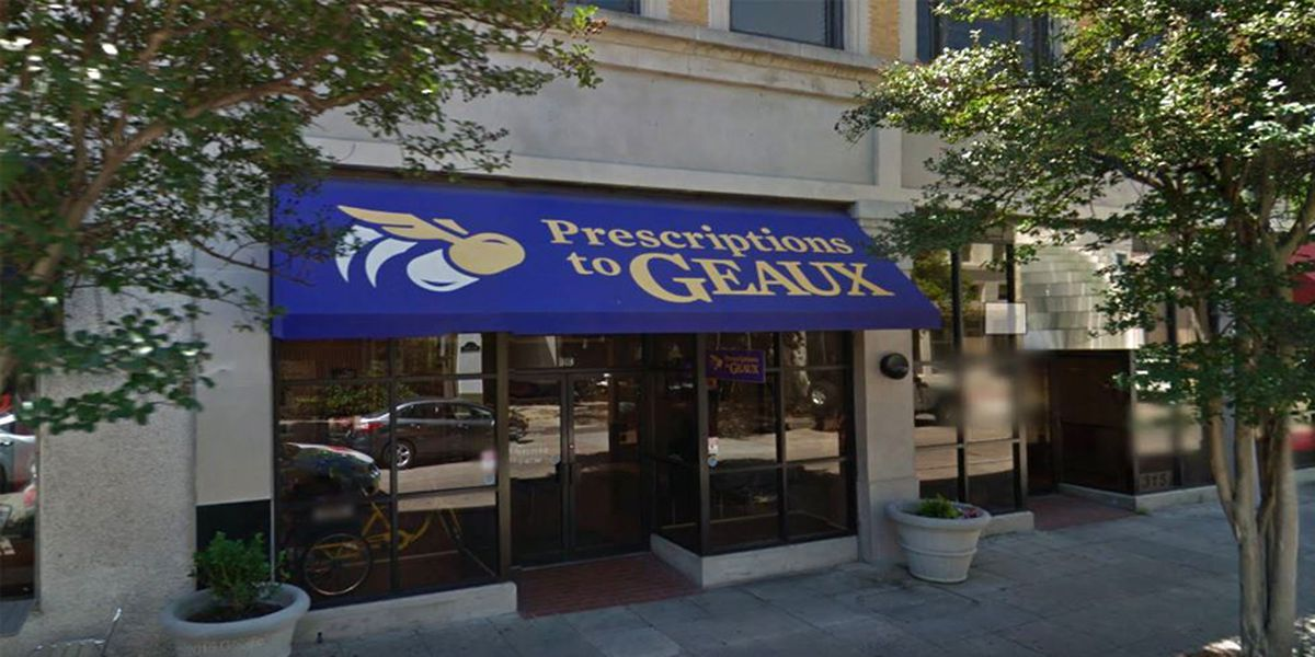 Prescriptions to Geaux to open second pharmacy in April