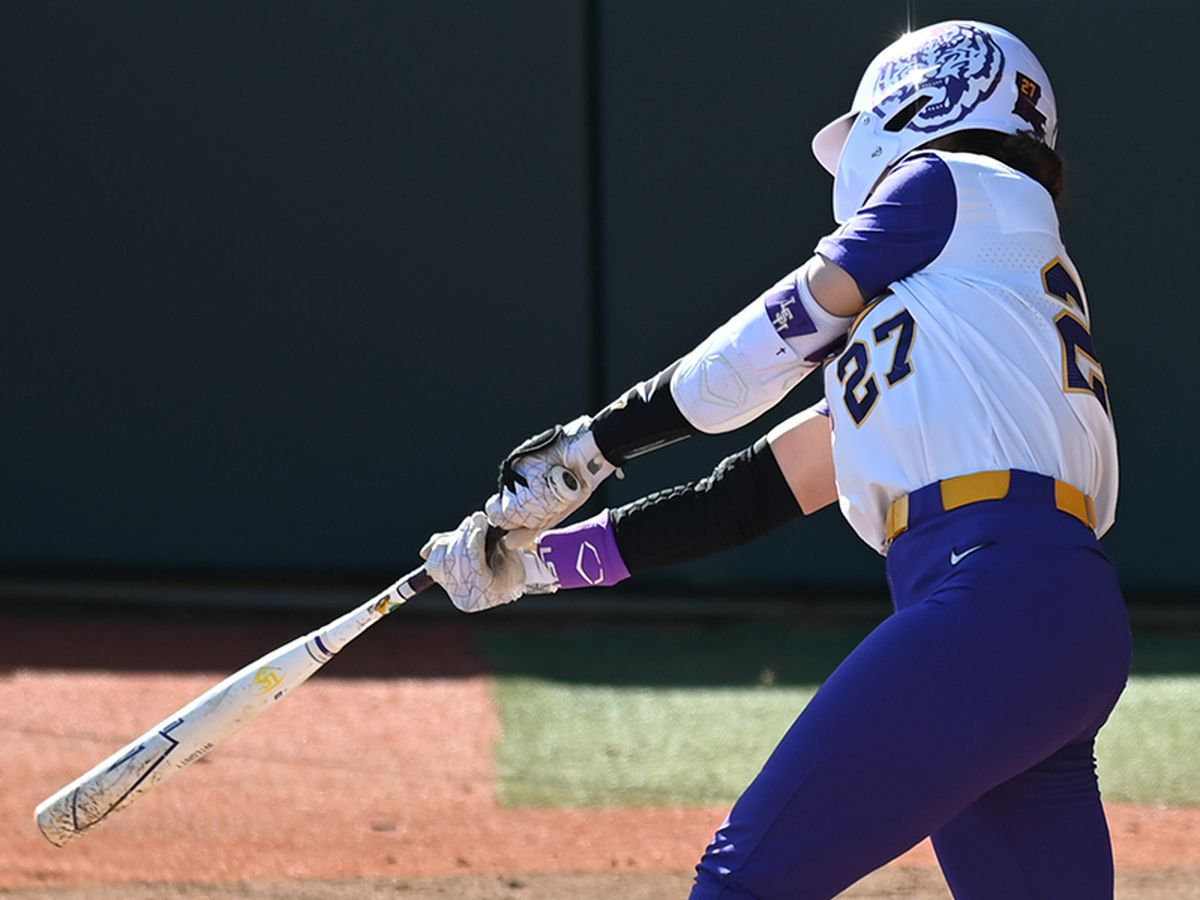 After falling to Loyola Marymount, No. 4 LSU rebounds with win over No. 25 Texas Tech in Judi Garman Classic