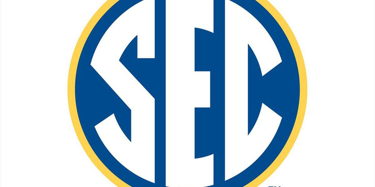 SEC Athletic Directors meet at the SEC Headquarters in Birmingham