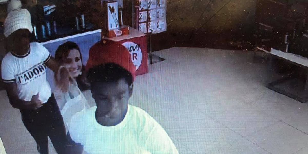 Pair accused of stealing $2,000 worth of cologne, perfume from store on Juban Road