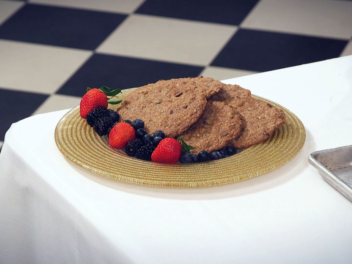Chef John Folse's Favorite Oatmeal Cookies