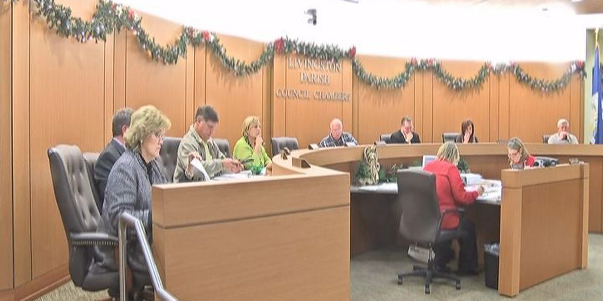 Livingston Parish council votes for regulation of mining operations