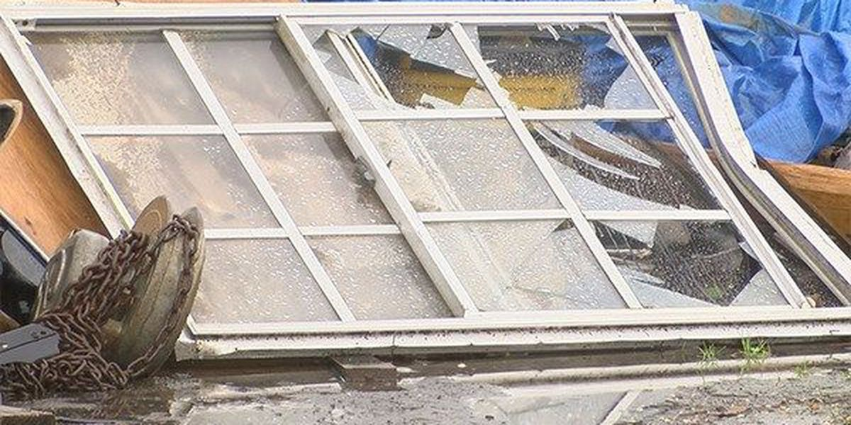 Belle Rose residents feel abandoned, overlooked following recent tornado
