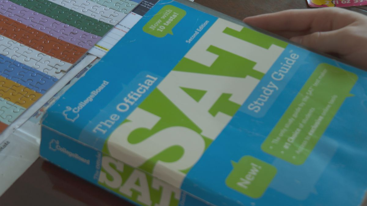 ACT and SAT testing dates canceled due to the pandemic and hurricane season