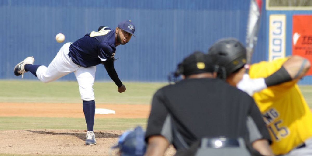 Southern baseball sweeps Grambling