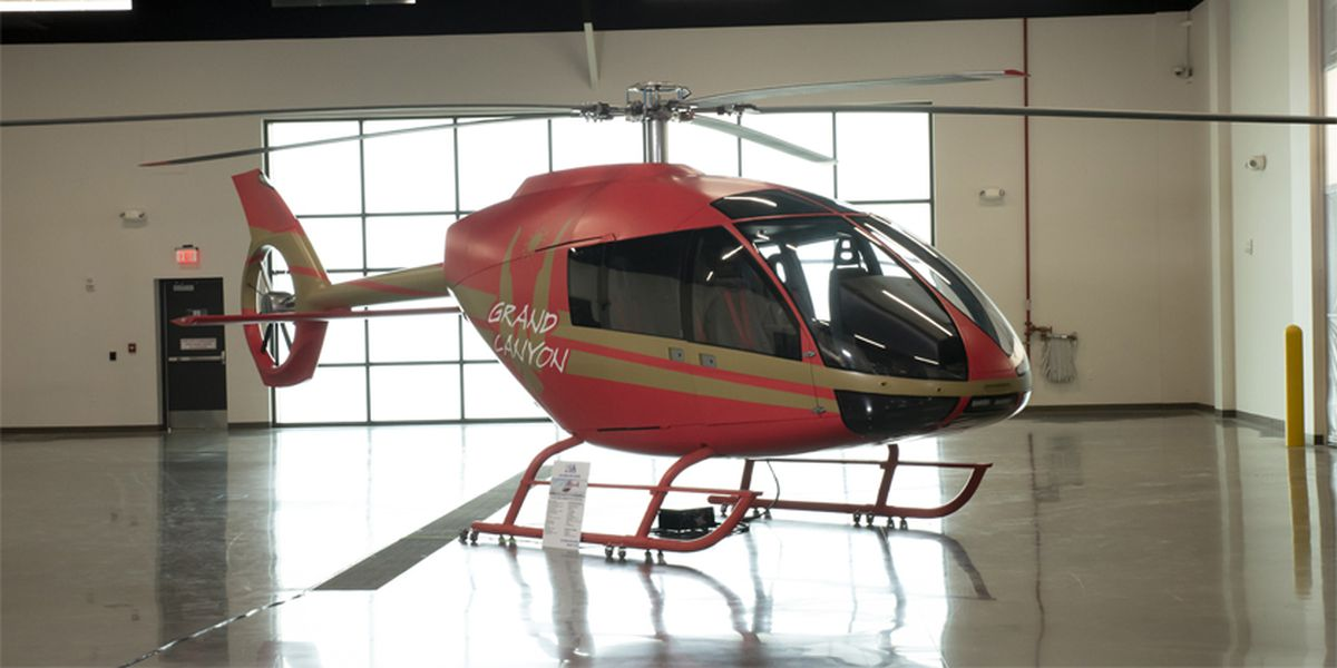 Helicopter company to begin hiring next year