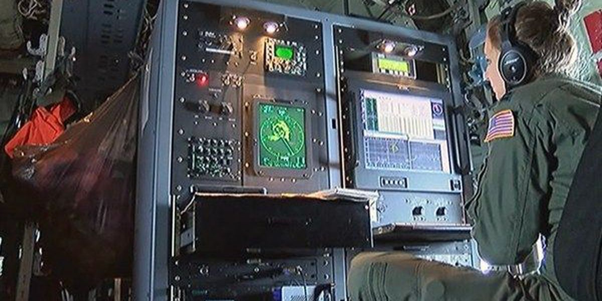 Hurricane Hunters started as a dare in 1944