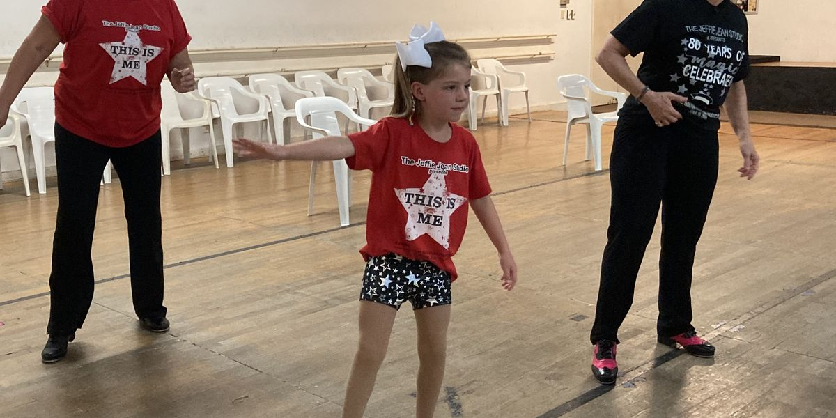 Baton Rouge dance studio offers kids a chance to perform despite never-ending cancellations