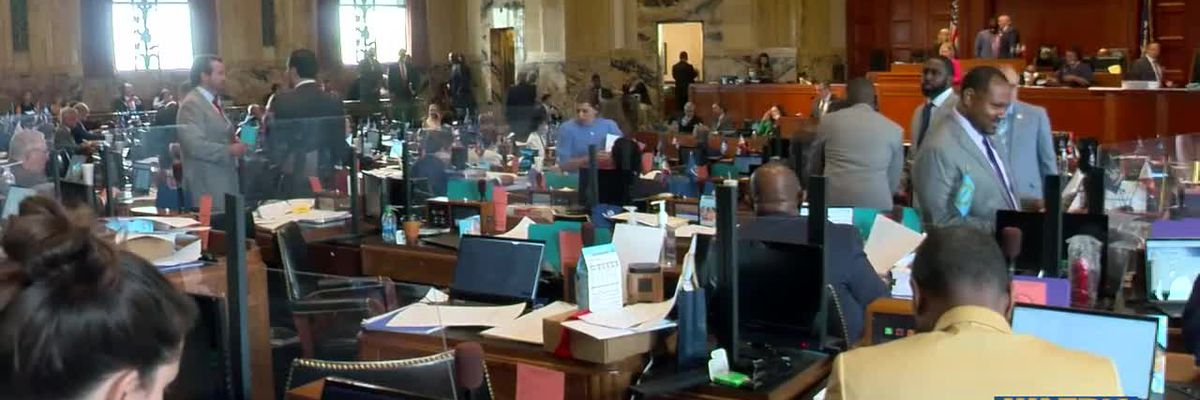 La. lawmakers starts to tackle task of finalizing budget