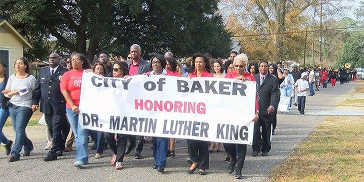 Baker MLK Day parade unites community