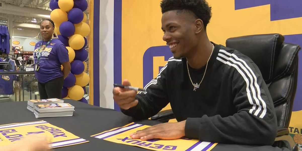 LSU alum 'Greedy' Williams helps kick off National Championship weekend