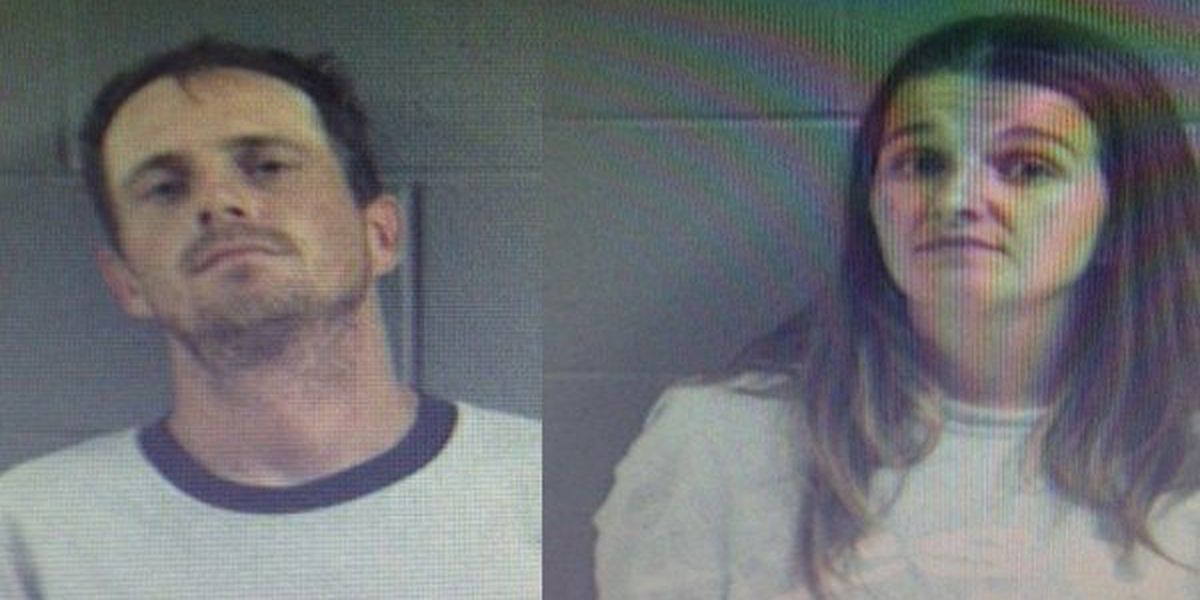 Two arrested in Livingston Parish church theft