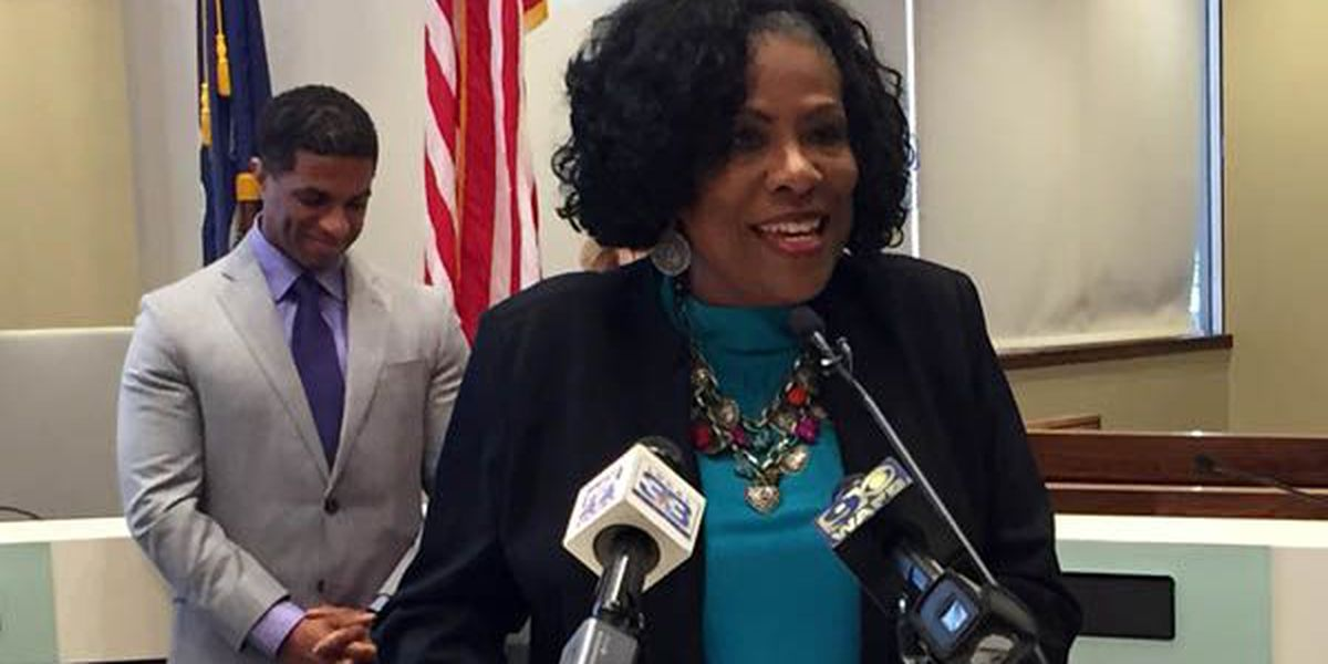 Mayor-President Elect Broome holds press conference announcing transition teams updates