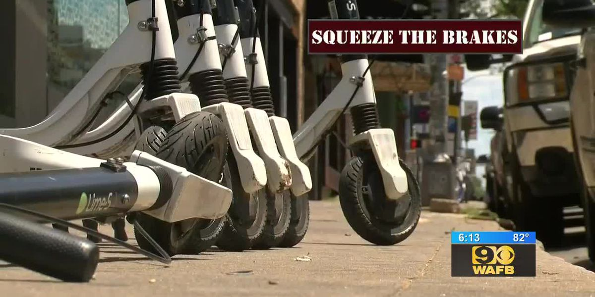 Other cities have problems with scooters just introduced to Baton Rouge