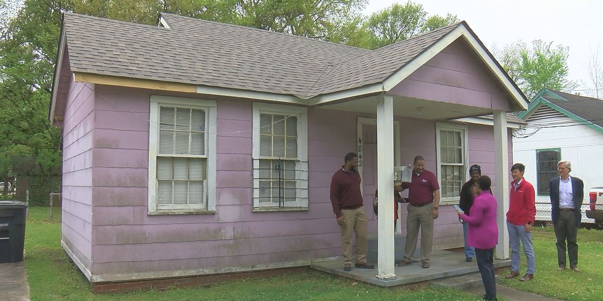 ExxonMobil donates $45,000 to fund home repairs in north Baton Rouge