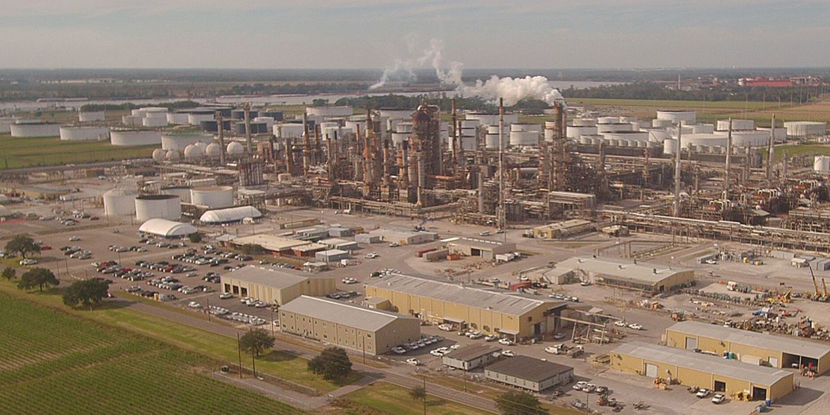 Shell to shut down plant in Convent