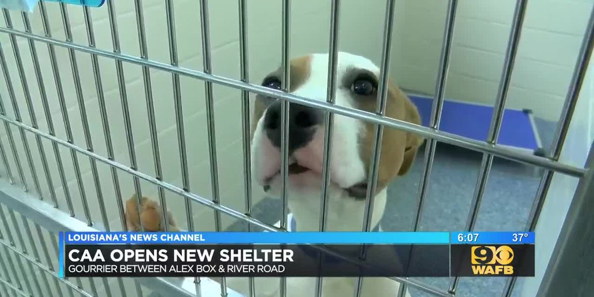 CAA opens new shelter