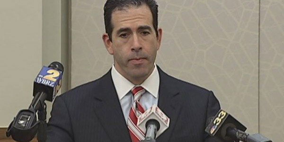 Attorney General's Office drops lawsuit against former La. health chief