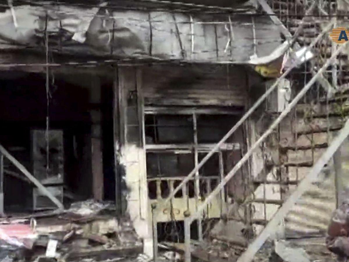 Blast near Syria US-led coalition patrol causes casualties