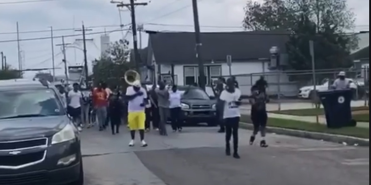 Arrest warrant issued for second line organizer who refused to disband large gathering
