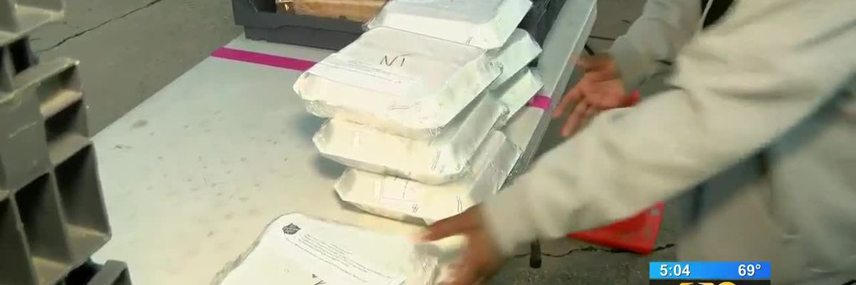 Salvation Army distributes thousands of Thanksgiving meals, prepping for more