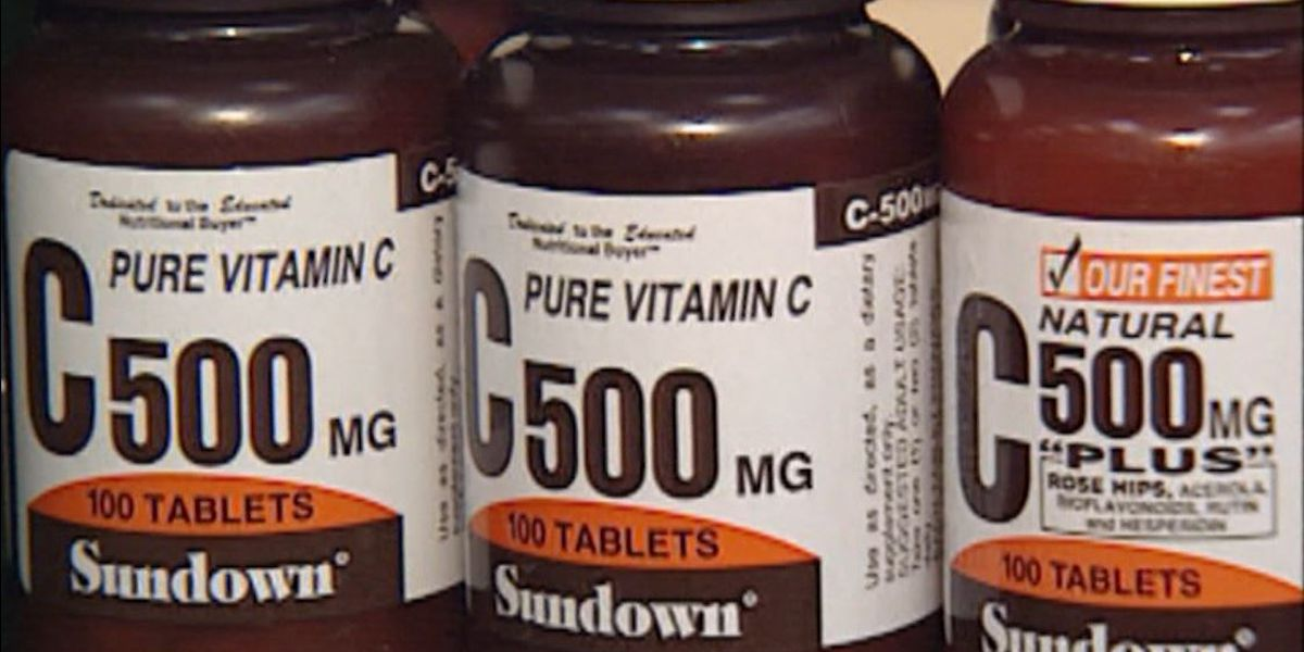 Vitamin C and zinc don't help fight COVID, study says