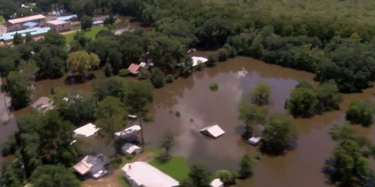 AARP matches half a million in donations for La. flood relief