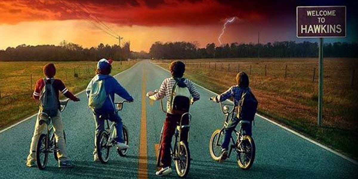 Did you know two Stranger Things actors have ties to Baton Rouge?