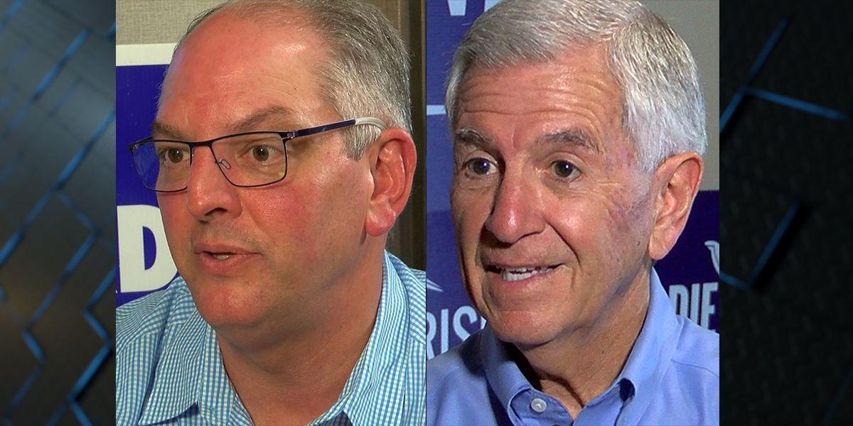 Oct. 30 runoff debate set in Louisiana governor's race