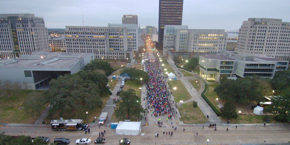 Louisiana Marathon and Louisiana Farm Bureau partner for corporate wellness challenge