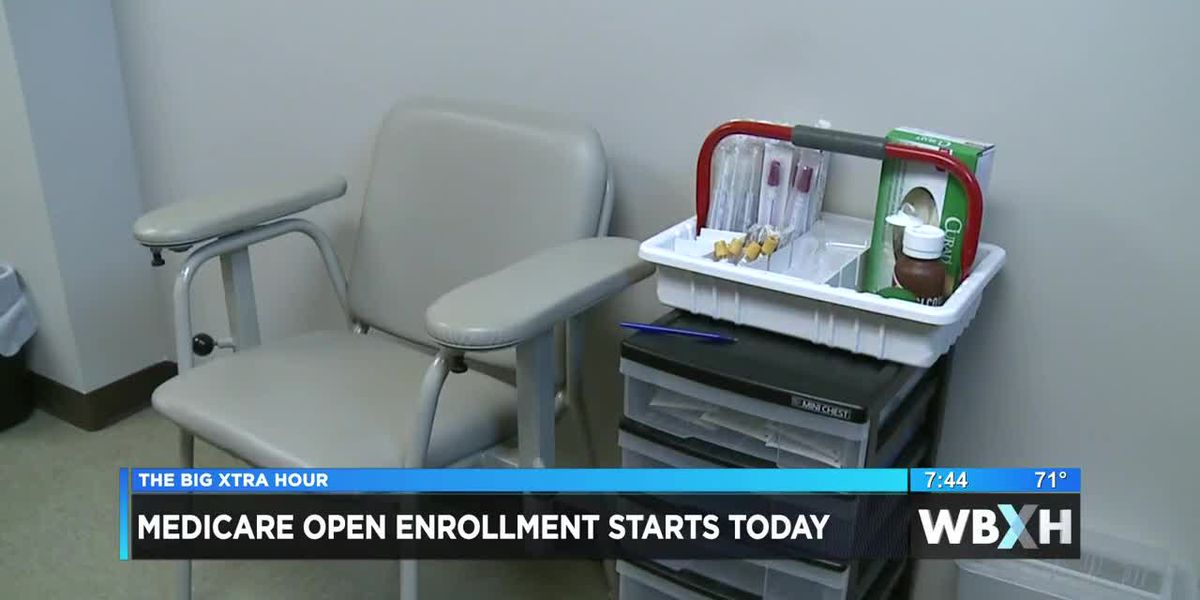 Medicare open enrollment starts Tuesday
