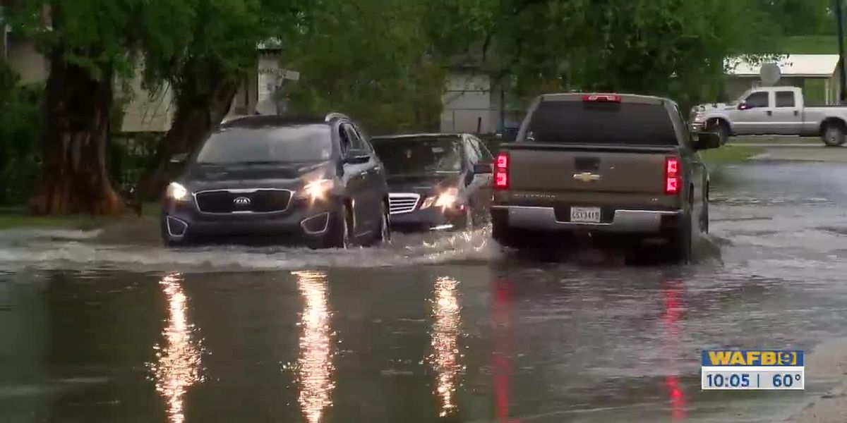Plaquemine deals with flash flooding after storms