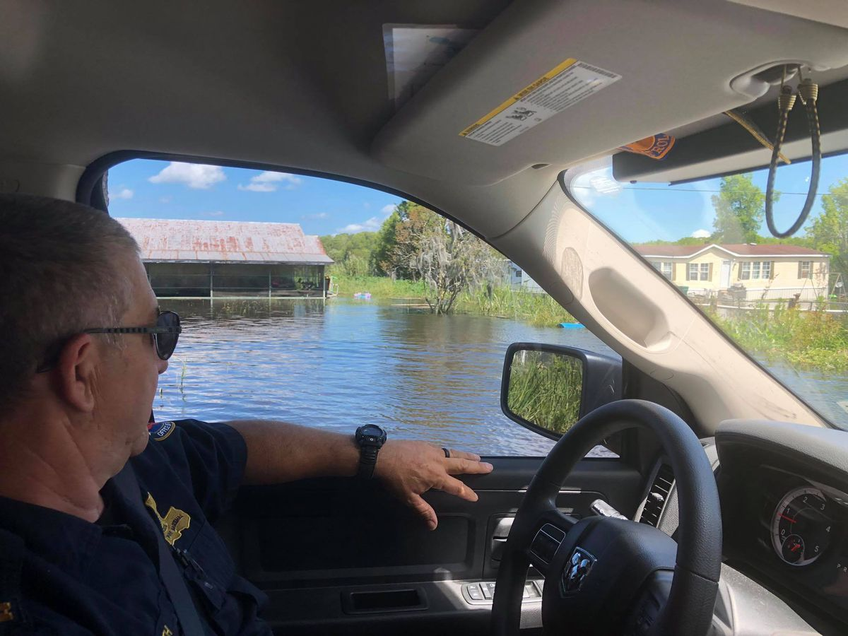 State agencies visiting La. communities where flooding will worsen in coming weeks