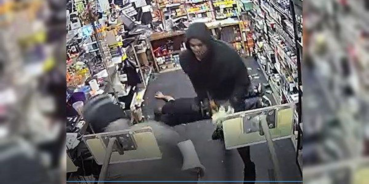 WANTED: 2 men accused of using AK-47 to rob gas station in Tangipahoa Parish