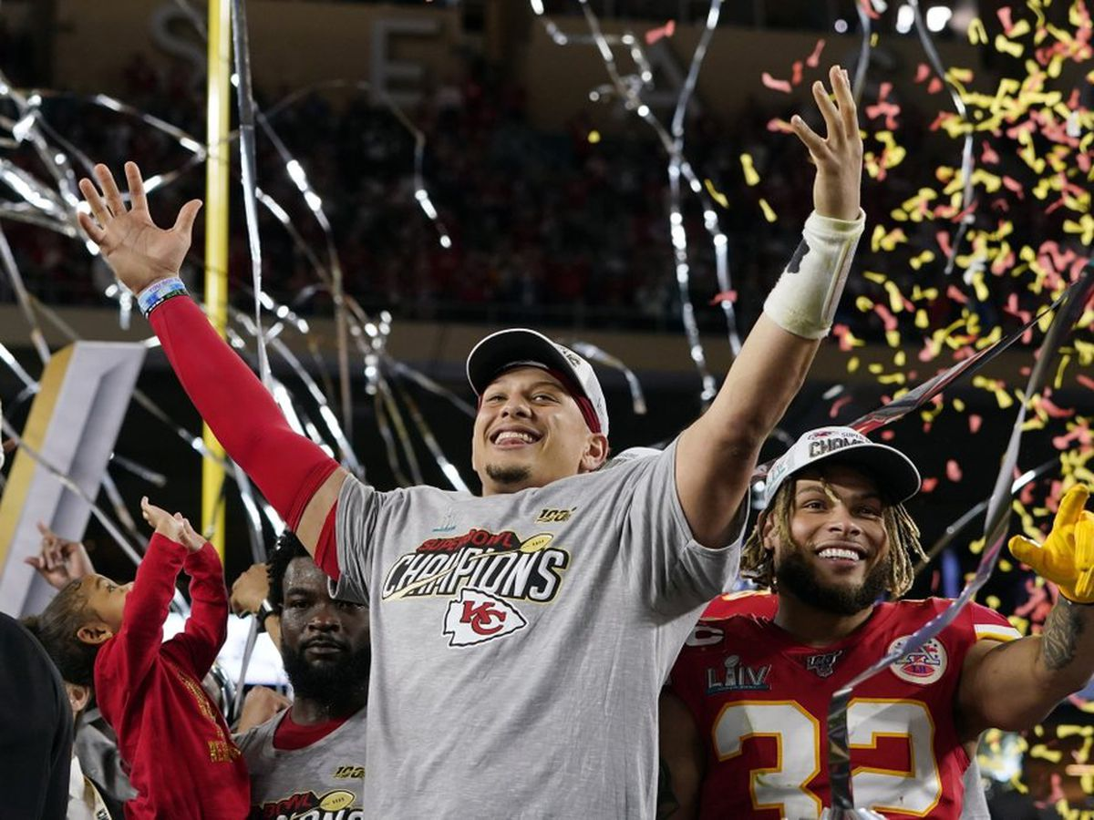 Patrick Mahomes inks 'richest deal in sports' history', ESPN reports