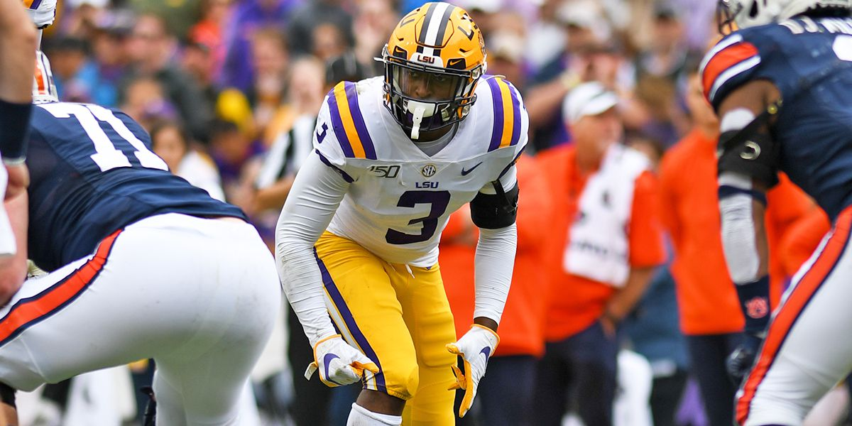 LSU safety JaCoby Stevens named to Wuerffel Trophy watch list