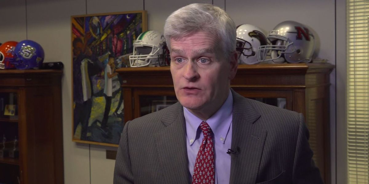 Sen. Bill Cassidy on defunding the police: 'One of the stupidest proposals to come out of this'