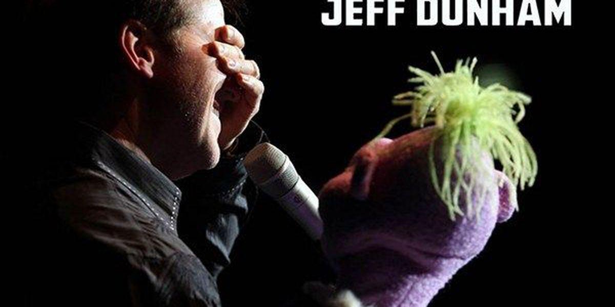 Jeff Dunham's 'Perfectly Unbalanced' worldwide tour coming to Baton Rouge