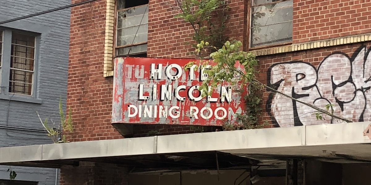Planning commission to look over plans to rezone Hotel Lincoln