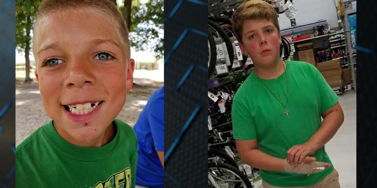 FOUND: Two boys wandered from family home to nearby residence