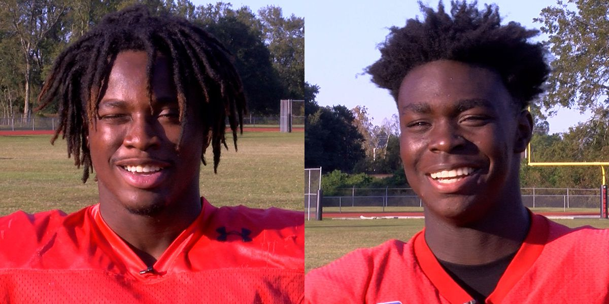 SPORTSLINE PLAYERS OF THE WEEK: Donaldsonville RBs Rae'land Johnson and Robert Kent