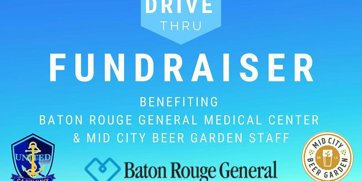 Cajun Navy hosting drive-thru crawfish boil fundraiser for BRG, Beer Garden staff